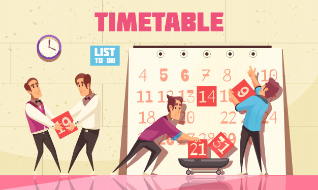 How Do I Teach My Child to Study Independently time table uncomplicate success